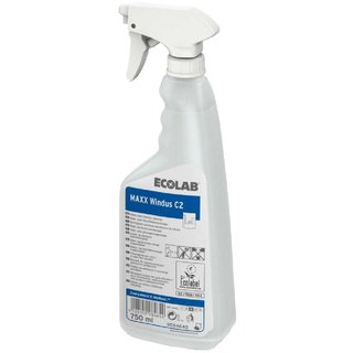 Ecolab MAXX Windus C2 25oz / 750ml
